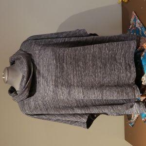 💙 5 for $16 - Cowl neck cape